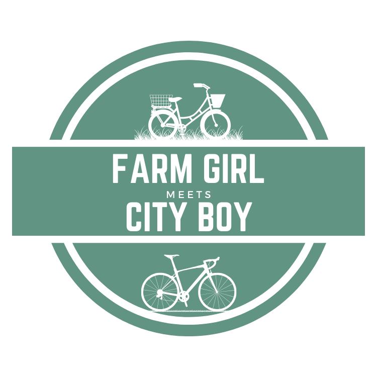 Farm Girl Meets City Boy